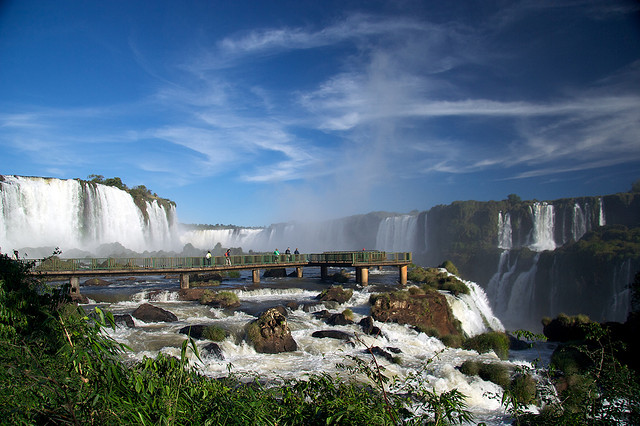 Iguazu Falls is just one of many amazing top destinations in Argentina