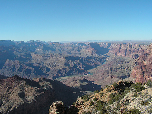 When is the Best Time To Visit the United States? For the Grand Canyon, avoiding the peak summer months is a good bet!