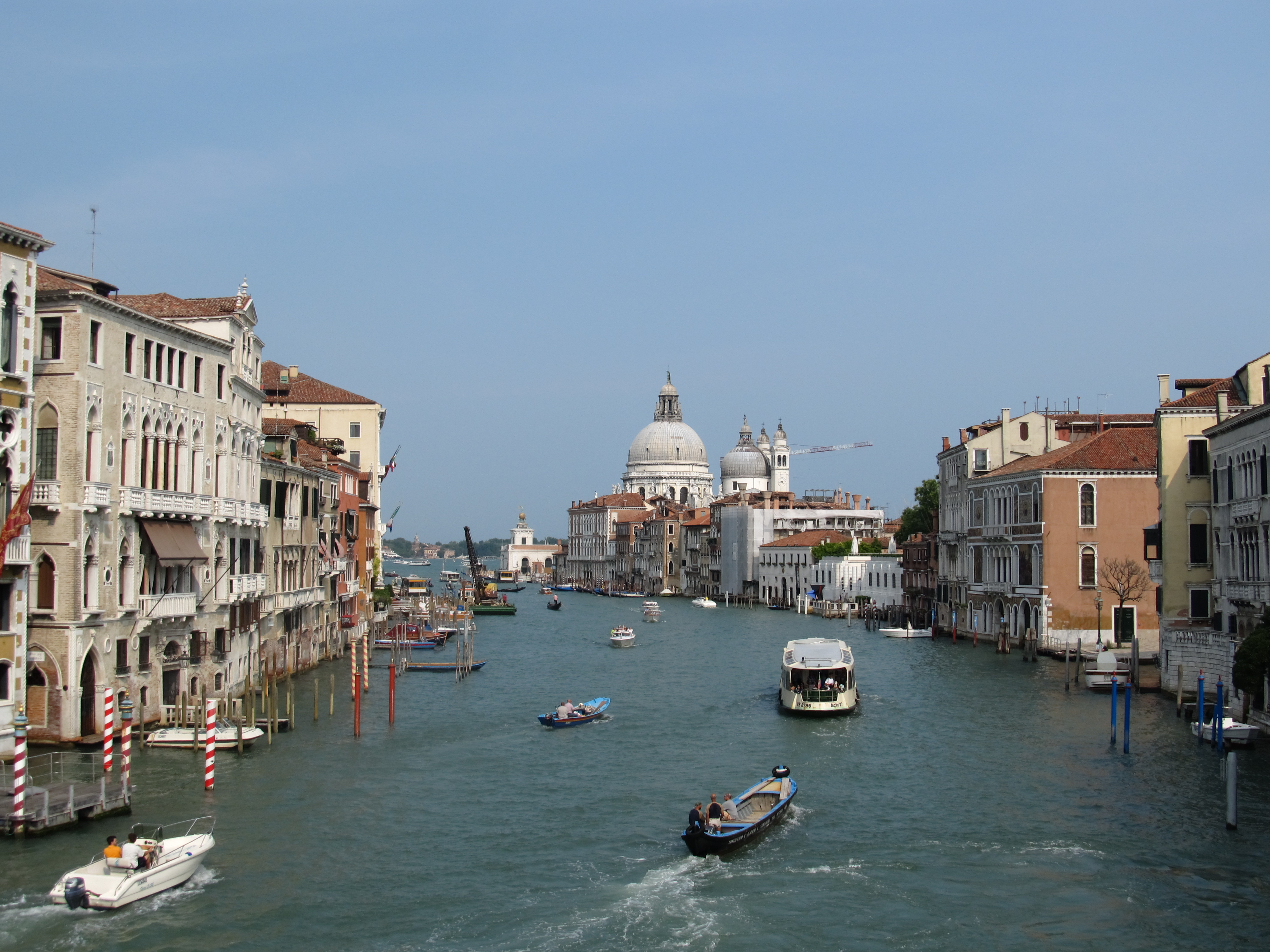 Venice is a favorite among romantics, and unquestionably one of the top tourist attractions in Italy