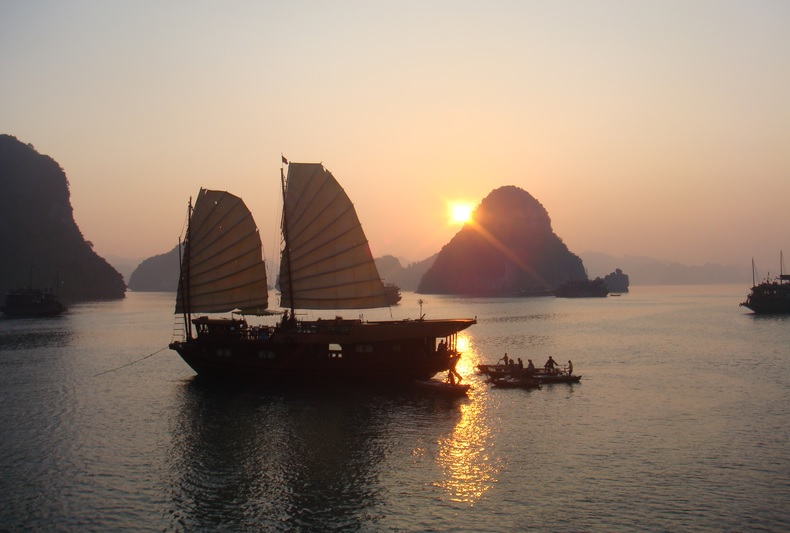 Of all the things to know about visiting Vietnam, Ha Long Bay should be chief among them