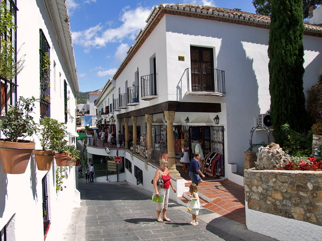 Mijas Pueblo is an incredibly charming town!