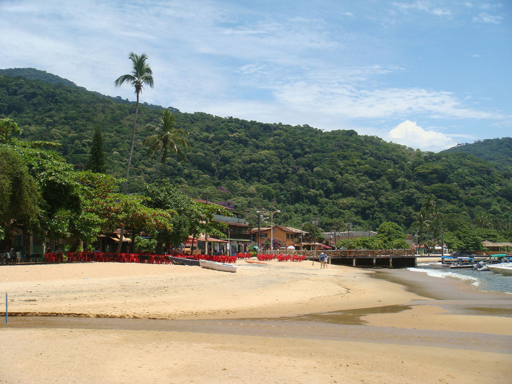 Ilha Grande is the best Romantic Getaway in Brazil in our opinion